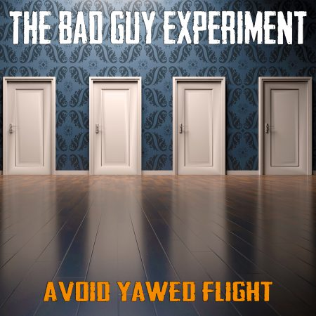 cover del singolo Avoid Yawed Flight