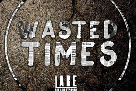 copertina del nuovo singolo dei LABE