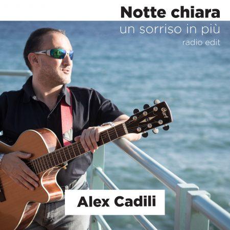 cover del singolo Notte chiara (un sorriso in più) radio-edit